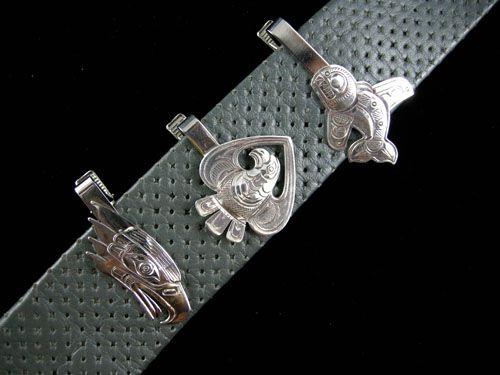Silver Tie Bars
