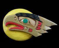Eagle III with Sun -