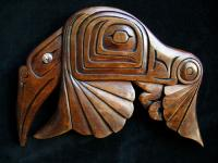 Hummingbird (Natural Finish) -