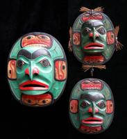 Moon Mask (Four Seasons in Detail)