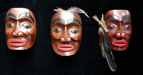 Portrait Mask (Man)