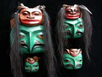 Eagle Journey Mask -