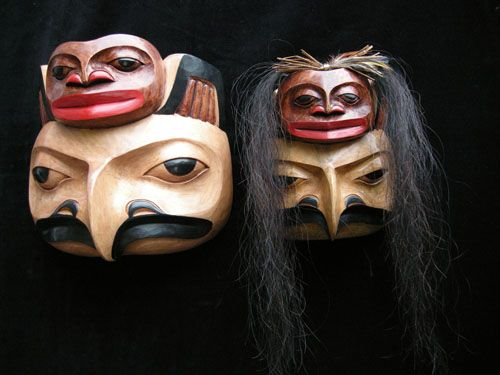 Eagle Journey Mask -
