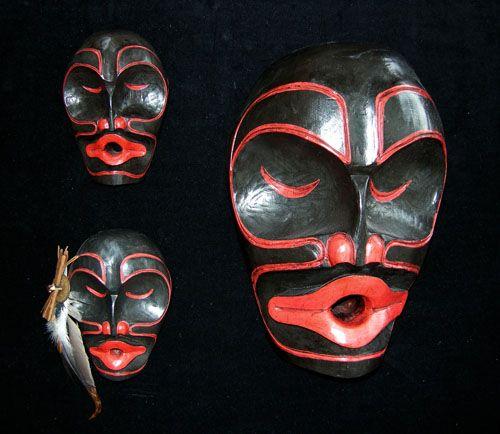 Tsonokwa Mask -