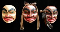 Burrard Man Mask