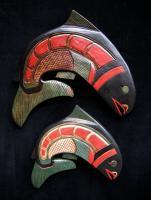 Salmon (Painted) -