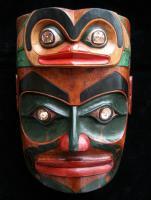 Frog Spirit Mask -