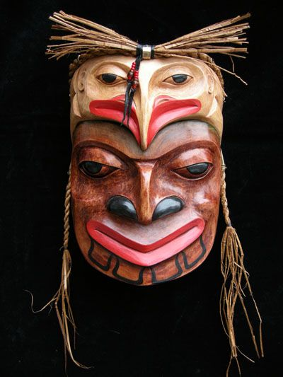 Eagle Clan Mask -