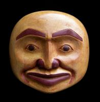 Moon Mask (Antique Style)