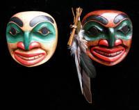 Smiling Human Mask
