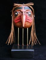 Eagle Mask on Stand
