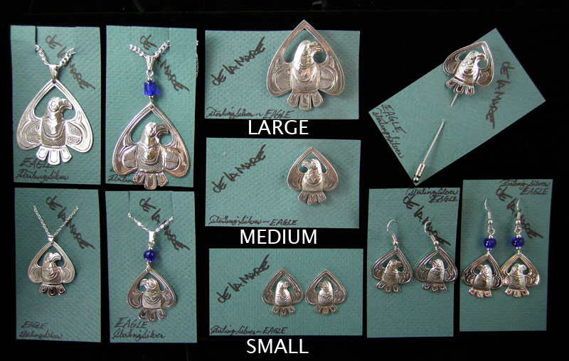 Silver Jewellery Items